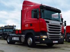 Scania R124. Седельный тягач Scania R400 2014 г/в Швеция, 12 740куб. см., 10 659кг.