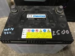 Аккумулятор Mazda 80D23L. 80А.ч., Обратная (левое), производство Япония