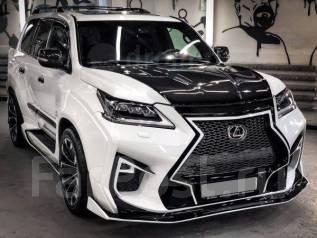 Обвес кузова аэродинамический. Lexus LX570, SUV, URJ201, URJ201W, URJ202 Двигатель 3URFE. Под заказ