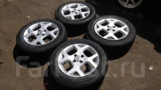 """Nissan. 5.5x15"""", ET50, ЦО 60,1мм."""