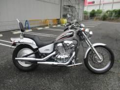 Honda Steed 400VLX. 400куб. см., исправен, птс, без пробега