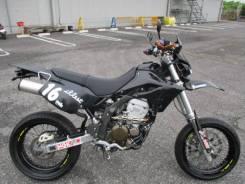 Kawasaki KLX 250. 250куб. см., исправен, птс, без пробега
