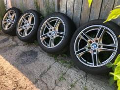 """225(235)/45 R17 Nankang Ultra Sport NS2+ BMW 5*120. 8.0x17"""" 5x120.00 ET20 ЦО 66,6мм."""
