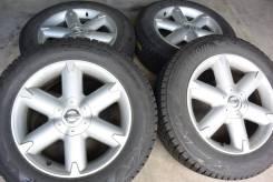 "Колеса Nissan Murano 225/65R18. 7.5x18"" 5x114.30 ET40 ЦО 66,1мм."