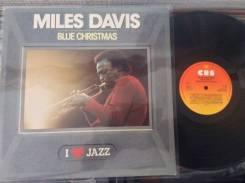 JAZZ! Майлз Дэвис / Miles Davis - Blue Christmas - NL LP 1983
