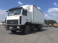 МАЗ. Фургон 2004 г. 4х2, 230куб. см., 16 700кг., 4x2