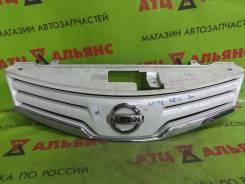 Решетка радиатора NISSAN NOTE, E11, HR16DE, 623108Y20A, 3460007507