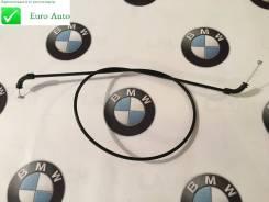 Тросик замка капота. BMW 7-Series, E65, E66, E67 Alpina B7 Alpina B Двигатели: M52B28TU, M54B30, M57D30T, M57D30TU2, M62TUB35, M62TUB44, M67D44, N52B3...