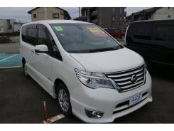 Nissan Serena. вариатор, передний, 2.0 (147л.с.), электричество, 35тыс. км, б/п. Под заказ