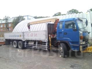 Isuzu Giga. Продается грузовик , 13 700куб. см., 25 000кг.