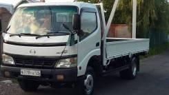 Hino Dutro. Продам грузовик 4wd не конструктор, 4 610куб. см., 3 500кг.