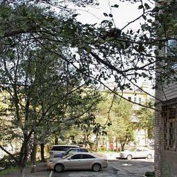 1-комнатная, улица Суханова 6г. Центр, 33кв.м. Вид из окна днем