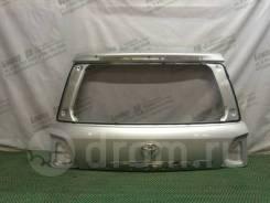 Дверь багажника. Toyota Land Cruiser, GRJ200, URJ200, URJ202, URJ202W, UZJ200, UZJ200W, VDJ200 Двигатели: 1GRFE, 1URFE, 1VDFTV, 2UZFE, 3URFE