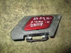 Крышка форсунки омывателя фар. Audi A4, 8W2, 8W5, 8WH Audi S4, 8W2, 8W5, 8WH Двигатели: CGWD, CRTC, CRTE, CSWB, CVKB, CVLA, CVNA, CWGD, CYMC, CYRB, CY...