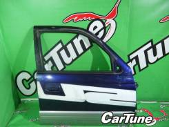 Дверь передняя правая Toyota Surf KZN185 [Cartune] 7030