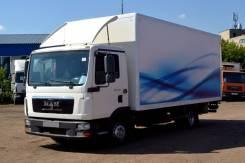 MAN TGL 8.180. Грузовой фургон 4X2 BB, 4 580куб. см., 2 500кг.