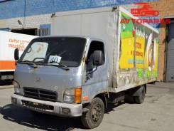 Hyundai HD65. Изотермический фургон Hyundai HD 65, 3 298куб. см., 3 400кг., 4x2