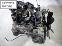Двигатель (ДВС) M112 на Mercedes E W210 1995-2002 г. г. объем 3.2 л