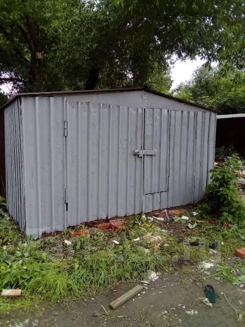 Продам металлический гараж в томске купить гараж под снос