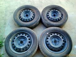 """Комплект колес R15. 5.5x15"""" 4x100.00 ЦО 54,0мм."""