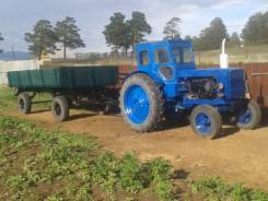 ЛТЗ Т-40. Трактор Т 40м, 70 л.с.