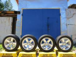 "Dodge. 7.5x18"", 5x115.00, ET24, ЦО 72,0мм."