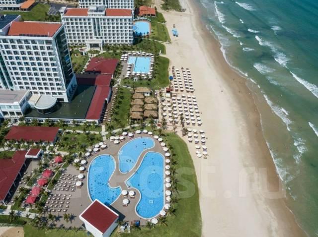 Вьетнам. Нячанг. Пляжный отдых. Вьетнам, Swandor Hotels&Resorts Cam Ranh 5* IВСЕ Включеноi