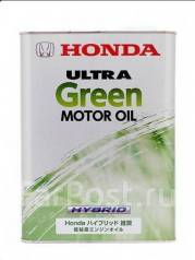 Honda Ultra Green. Вязкость 0W-16, синтетическое