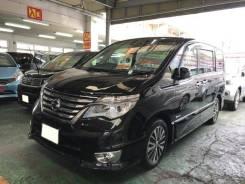 Nissan Serena. вариатор, передний, 2.0 (147л.с.), электричество, 42тыс. км, б/п. Под заказ