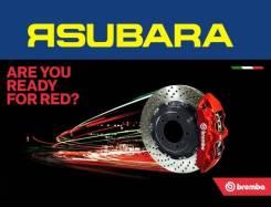 Колодки тормозные. Mitsubishi Lancer Evolution, CZ4A Mitsubishi Lancer, CP9A, CT9A, CT9W, CZ4A Mitsubishi Galant Fortis, CZ4A Subaru Forester, SG9, SG...