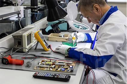 Обучение ремонту цифровой технике любой сложности и др