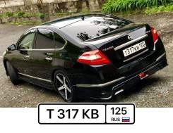 Nissan Teana. вариатор, передний, 2.5 (185л.с.), бензин, 115тыс. км
