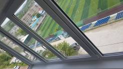 4-комнатная, улица Лазо 30. частное лицо, 75кв.м. Вид из окна днём