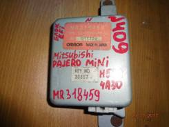 Блок управления двс. Mitsubishi Pajero Mini, H51A, H56A Mitsubishi Minica, H31A, H32A, H36A, H37A Двигатели: 4A30, 3G83