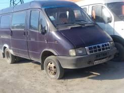 ГАЗ 2705. ГАЗ-2705, 2 400куб. см., 4x2