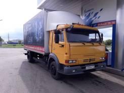 """КамАЗ 4308. Продается Камаз-4308 """"Изотермический фургон"""", 6 700куб. см., 5 000кг."""