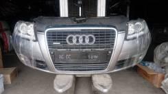 Радиатор охлаждения двигателя. Audi A6, 4F2/C6, 4F5/C6, 4F2, 4F5 Audi A6 allroad quattro, 4F5, 4G5 BRE, ASB, CGQB, CKVC, CKVB, CGWD, CDUC, BVJ, CDUD...