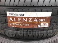 Bridgestone Alenza 001. Летние, 2018 год, без износа, 1 шт