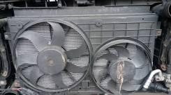 Вентилятор охлаждения радиатора. Audi A1, 8X1, 8XA Audi S3, 8P1, 8PA Audi A3, 8P1, 8P7, 8PA Двигатели: CAVG, CDLH, CFHB, CFHD, CTHG, AXW, AXX, AZV, BA...