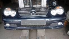 Рамка радиатора. Mercedes-Benz C-Class, CL203