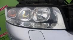 Фара. Audi A4, 8E5, 8EC, 8H7, 8HE Двигатели: AKE, ALT, ALZ, AMB, ASN, AVB, AVF, AVJ, AWA, AWX, AYM, BAU, BCZ, BDG, BDH, BDV, BEX, BFB, BFC