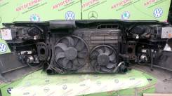 Вентилятор охлаждения радиатора. Volkswagen Passat, 3B6, 3C5, 3C2 Двигатели: BXE, CDGA, BKP, CAXA, CDAA, CBAC, CBAB, CBBB, BLF, BZB, CBDC, CGYA, BWA...