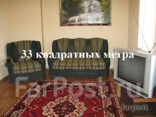 2-комнатная, улица Пушкинская 115. Центр, 48кв.м. Комната