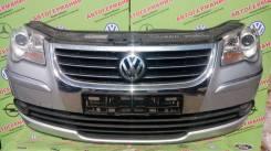 Рамка радиатора. Volkswagen Touran, 1T2, 1T3 Двигатели: ASV, AVQ, AXW, AZV, AZZ, BAG, BGU, BKC, BKD, BLF, BLG, BLP, BLR, BLS, BLX, BLY, BMM, BMN, BMY...