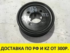 Шкив помпы. Toyota: Mark II Wagon Blit, Crown Majesta, Crown, Verossa, Soarer, Mark II, Origin, Cresta, Progres, Brevis, Chaser Двигатели: 1JZFSE, 1JZ...
