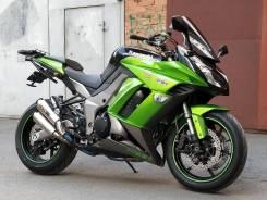 Kawasaki Ninja 1000. 1 000куб. см., исправен, птс, без пробега
