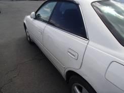 Дверь задняя левая (цвет 057) Toyota MARK ll JZX100