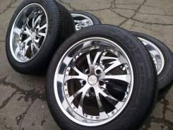 """Колёса SSR Trafficstar BMW с шинами Nankang. 8.5x18"""" 5x120.00 ET5"""
