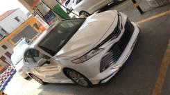 Обвес кузова аэродинамический. Toyota Camry, ASV70, AXVH70, ASV71, GSV70 Двигатели: A25AFKS, A25AFXS, 6ARFSE, 2ARFE, 2GRFKS