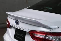 Спойлер. Toyota Camry, ASV50, ASV51, GSV50 Двигатели: 2ARFE, 2GRFE, 6ARFSE